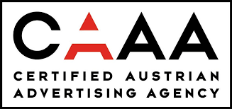Werbeagentur CAAA zertifiziert